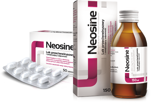 Produkty Neosine